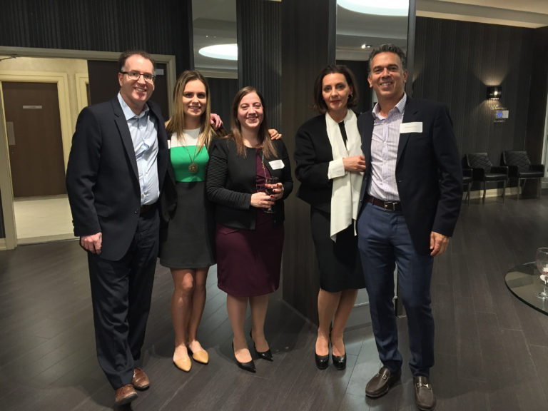 2015 MaxPeople & Rodney Employment Law Holiday Party