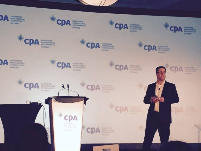2016 Chartered Professional Accountants Ontario Conference for Controllers