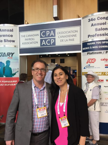 34th Canadian Payroll Association Annual Conference in Calgary