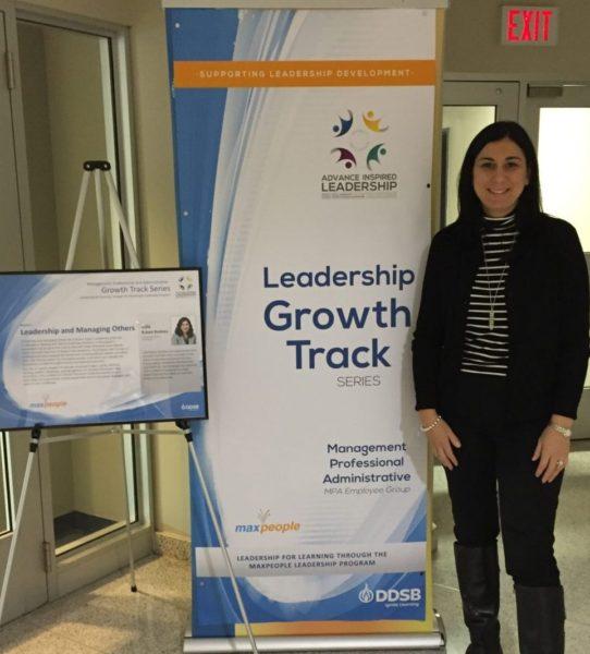 Leadership Growth Track Series