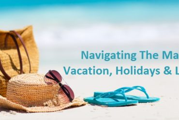 Webinar: Navigating the Maze: Vacation, Holidays and Leaves