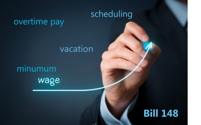 Webinar: Best Practices in Preparing for Bill 148