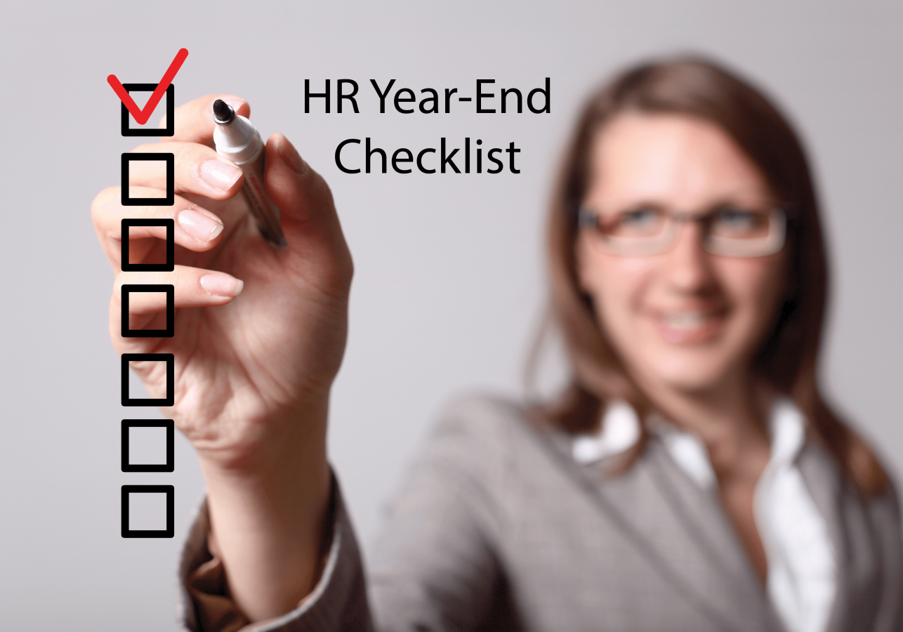 Webinar: HR Year-End Best Practices