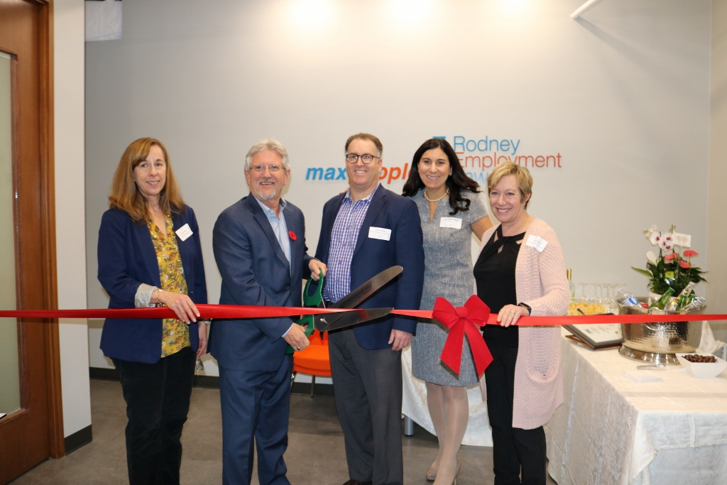 MaxPeople & Rodney Employment Law Open House
