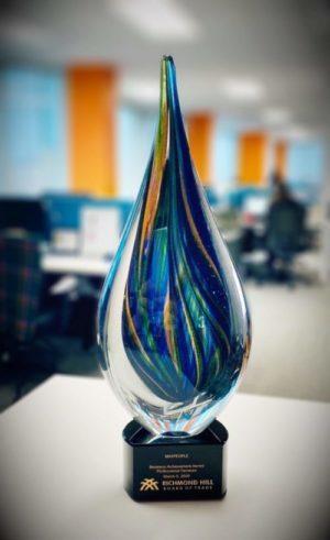Richmond Hill Board of TradeBusiness Achievement Awards!