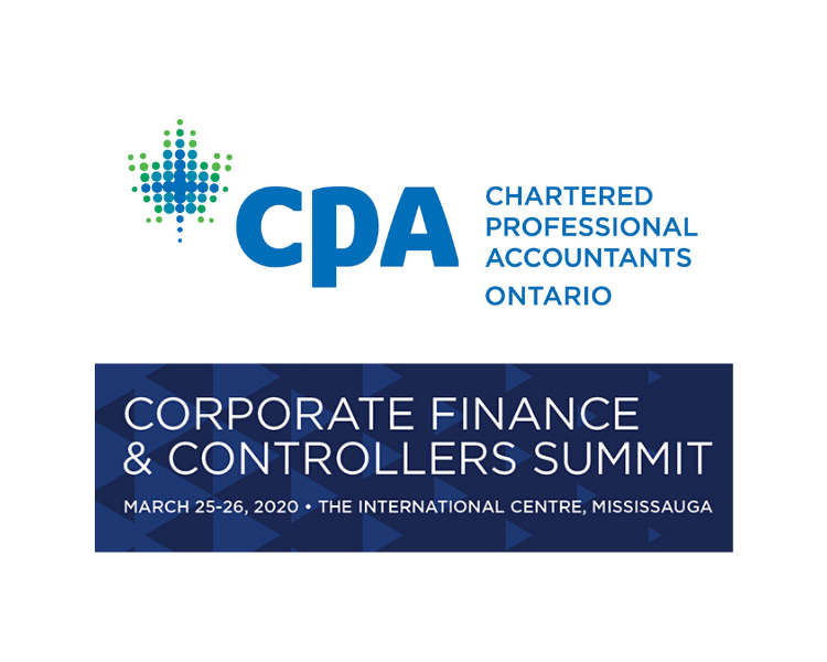 CPA Ontario's 2020 Corporate Finance and Controllers Summit