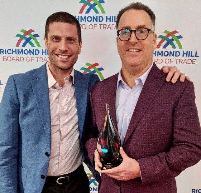 Richmond Hill Board of TradeBusiness Achievement Awards