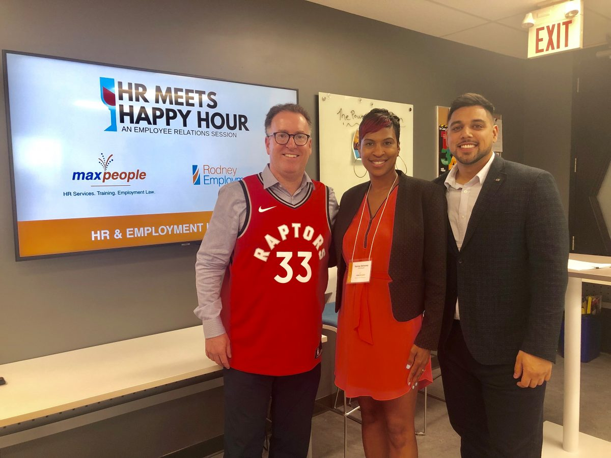 HR Meets Happy Hour 2019