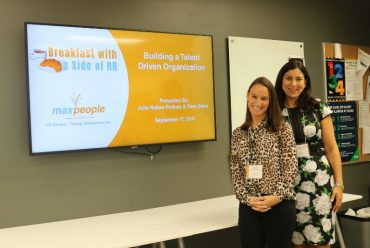 Breakfast with a Side of HR: Building A Talent Driven Organization